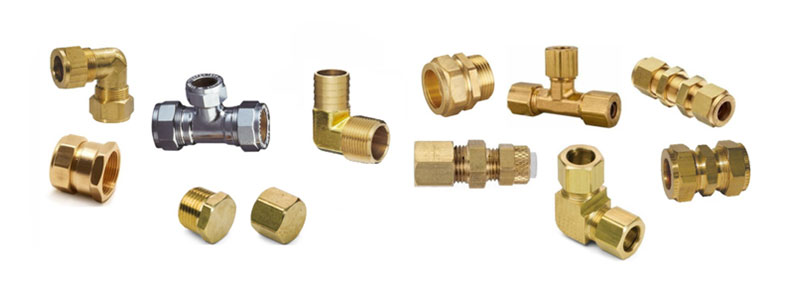 Brass Pneumatic and Hydraulics Fitting
