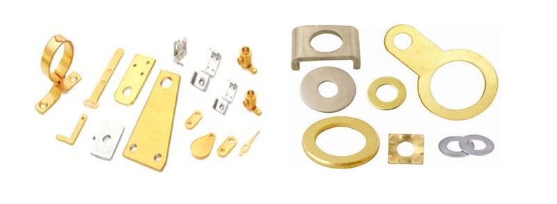 Brass Sheet metal and Turned Components